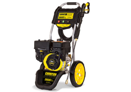 Champion 179 Bar (2600 PSI) 8.3 LPM Pressure Washer