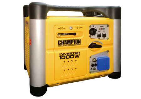 Champion 1000 Watt Inverter Petrol Generator