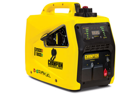 Champion 2000 Watt LPG Dual Fuel Inverter Generator