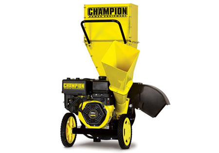 Champion Chipper Shredder 7.6cm