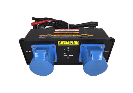 Champion Parallel Kit for 1000-3500 Watt Models
